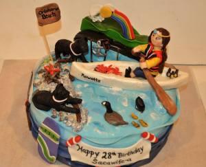 deep cove cake