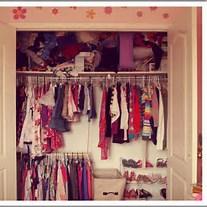 tidy closet