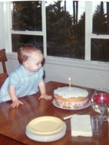 first brithday