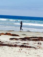E surfing
